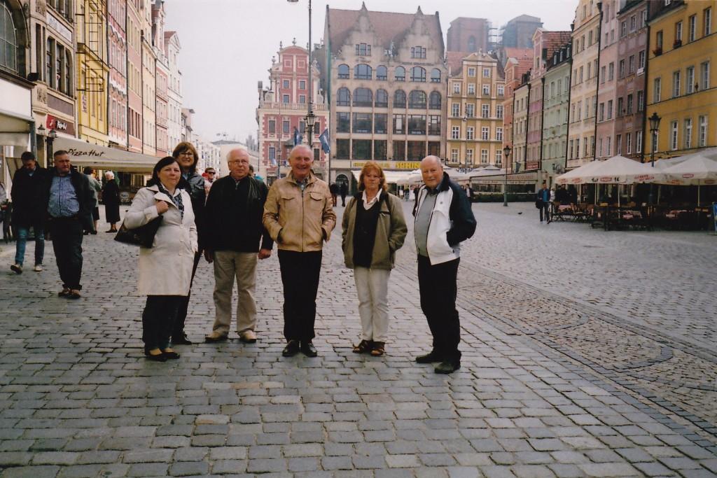 Besuch in Breslau